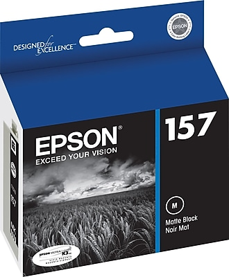 Epson 157 Matte Black Ink Cartridge (T157820)