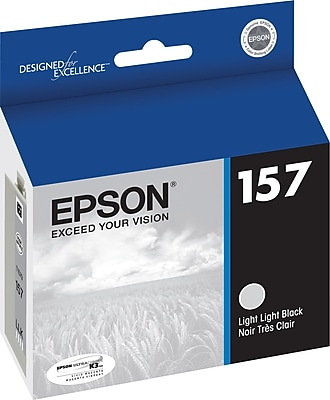 Epson 157 Light Light Black Ink Cartridge (T157920)
