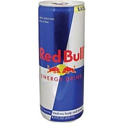 Red Bull® Sugar Free Energy Drink, 8.4 oz. Cans, 24/Pack (RBD122114)
