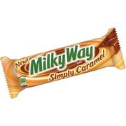Milky Way® Simply Caramel, 1.91 oz. Bars, 24 Bars/Box