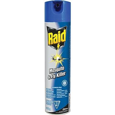 RaidMD – Insecticide contre les moustiques et les mouches