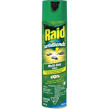 Raid® EarthBlends Multi-Bug Killer