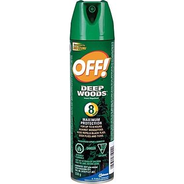OFF!MD – Chasse-moustiques Régions sauvages, aérosol