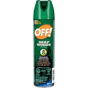 OFF!® Deep Woods Insect Repellent, Aerosol