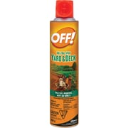 OFF!® Area Bug Spray Yard & Deck