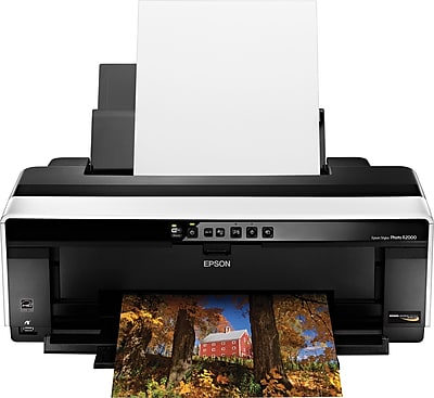 Epson Stylus® R2000 Wide-Format Photo Printer (C11CB35201)