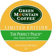 Keurig® K-Cup® Green Mountain® The Perfect Peach Coffee, Regular,24/Pack