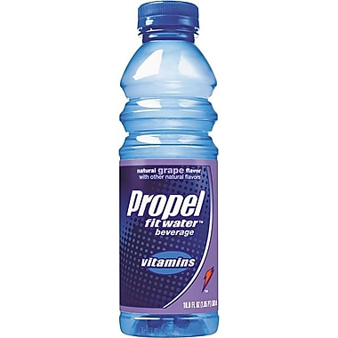 Propel Fit Water™ Flavored Water, 16.7 oz., 24/Case