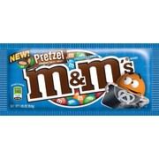 M&M's® Pretzel Single, 1.14 oz. Bags, 24 Bags/Box