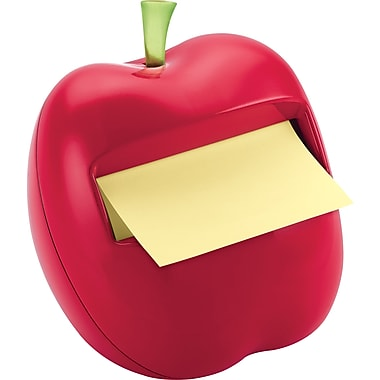 Post-it® Pop-Up Apple Dispenser