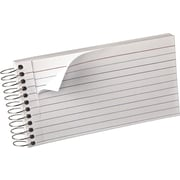 "Oxford® Perforated Index Cards, White, 3"" x 5"""