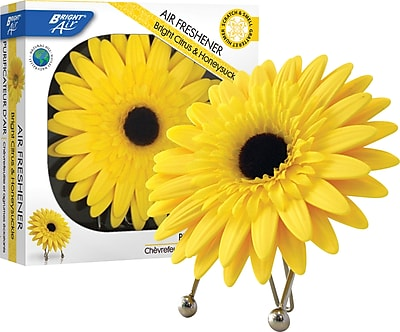Bright Air® Daisy Air Freshener, Bright Citrus & Honeysuckle