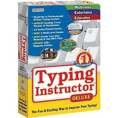 Typing Instructor Deluxe 17 [Boxed]