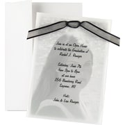 Great Papers® Graduation Photo Overlay Invitations with Envelopes