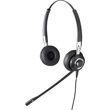 Jabra BIZ 2400 USB Wired VoIP Telephone Headset