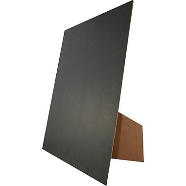 Geographics - Chevalet debout, 22 po x 28 po, noir