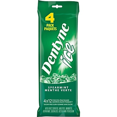 Dentyne® Sugar-Free Gum, Spearmint