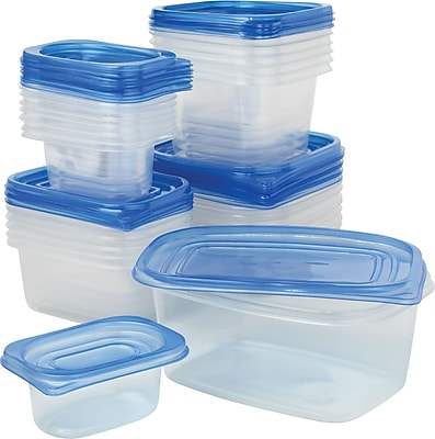 54 Piece food storage set