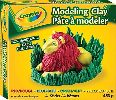 Modelling Clay & Moulding Materials