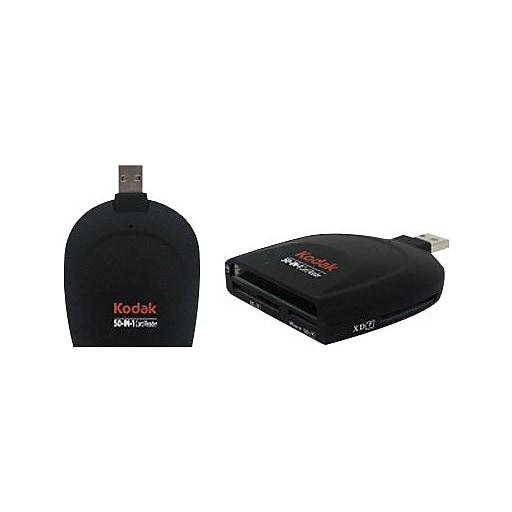 Kodak 82037 Card Reader Writer Sd Card: Shop Staples For Kodak A242 40-in-1 Memory Card Reader/Writer