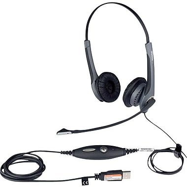 Jabra GN2000 USB Duo UC Wired Office Telephone Headset