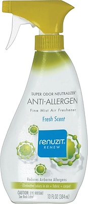 Renuzit Anti-Allergen Super Odor Neutralizer Air Freshener