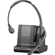Plantronics Savi 710 Wireless VoIP Telephone Headset by