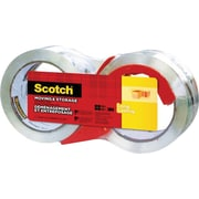 Scotch™ Packing Tape with Dispenser, 2-mil
