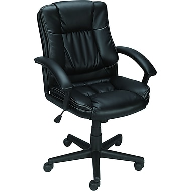leather chairs and std tall office glenvar staples bonded product big chair