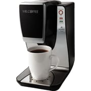 Mr. Coffee® Single Serve Brewing System, Silver/Black