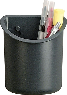 dps by Staples Plastic Verti-Go Cubicle Accessories Pencil Cup, Recycled (DPS21653-CC)