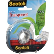 Scotch™ Plant Based Transparent Dispensered Tape, 19 mm x 15.2 m