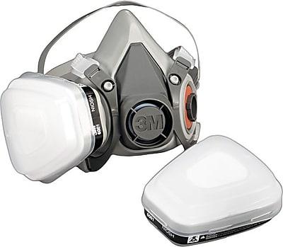 3M™ Half Facepiece Paint Spray/Pesticide Respirator, Medium