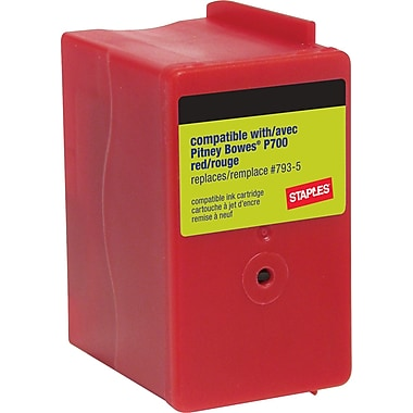 Staples P700 Postage Meter Ink Cartridge for DM100i™ and DM200L Series Meters (SIP-P700-CC)