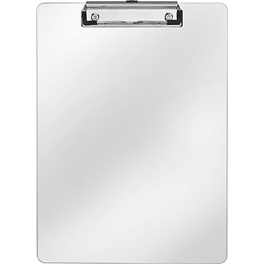 Staples® Aluminum Clipboard