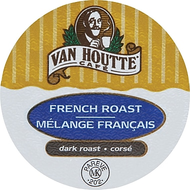 Keurig - Café Van Houtte, torréfaction française, godets K-Cup
