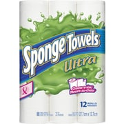 Sponge Towel Ultra Choose-A-Size Paper Towels