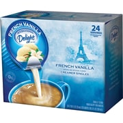 International Delight® Liquid French Vanilla Creamer Cups, 24/Box