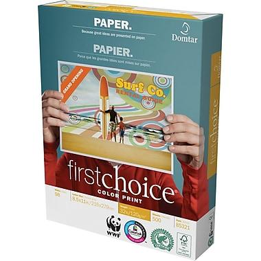 Domtar – Papier laser Colorprint de première qualité, FirstChoice certifié