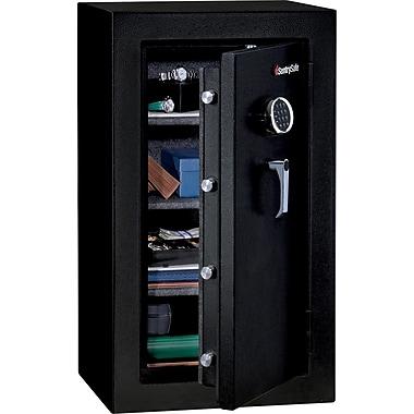 SentrySafe® – Coffre-fort de sécurité étanche et ignifuge Executive, TT grand (EF Series EF4738E)