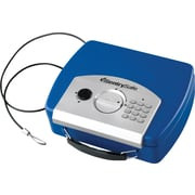 SentrySafe® P008E Portable Security Safe, Blue