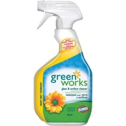 Green Works® Glass & Surface Cleaner Spray, 946 mL (1067)