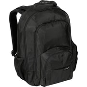 "Targus® Groove Laptop Backpack, Fits 15.4"" Laptop, Black"