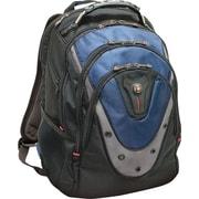 "SwissGear® Ibex 17"" Laptop Backpack, Blue/Black (GA-7316-06F00)"