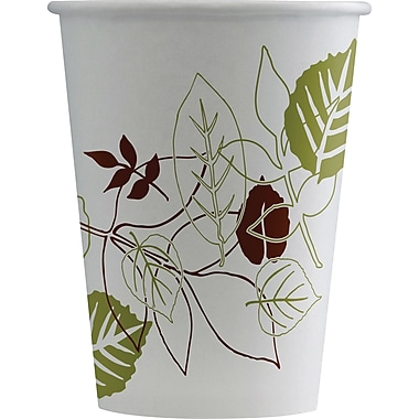 Dixie® Pathways™ Cold Cups, Wax-Treated Paper Cups