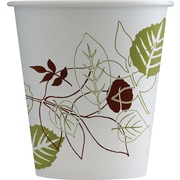 Dixie Pathways 5 oz. Cold Cups, Wax-Treated, 1200/Case