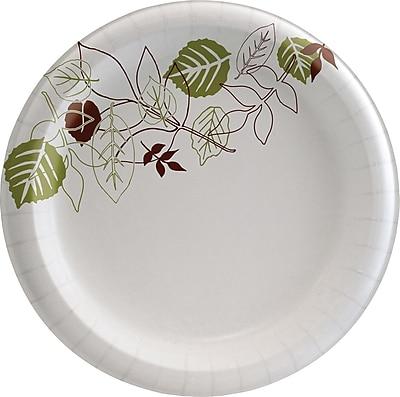 //.staples-3p.com/s7/is/  sc 1 st  Staples & Dixie Pathways™ Medium Weight Paper Plates 8 1/2\