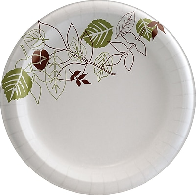 //.staples-3p.com/s7/is/  sc 1 st  Staples & Dixie Pathways™ Medium Weight Paper Plates 8 1/2