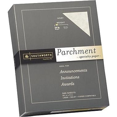 southworth fine parchment paper staples