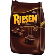 Riesen® Chocolate Caramels Gusset Bag, 30 oz.